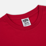 Мужская футболка Billionaire Boys Club Small Arch Logo Red фото- 1