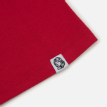 Мужская футболка Billionaire Boys Club Small Arch Logo Red фото- 4