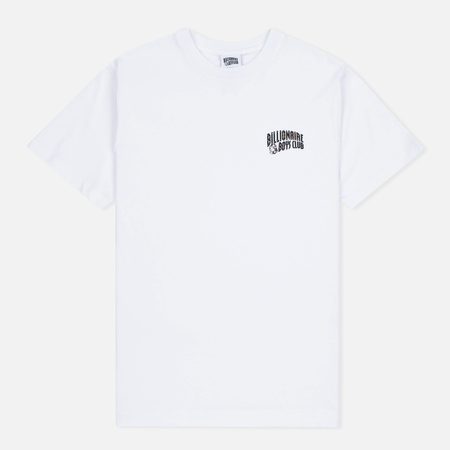 Billionaire Boys Club Small Arch Logo Men's t-shirt White