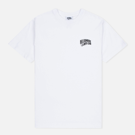 Мужская футболка Billionaire Boys Club Small Arch Logo White