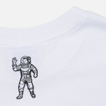 Мужская футболка Billionaire Boys Club Small Arch Logo White фото- 2