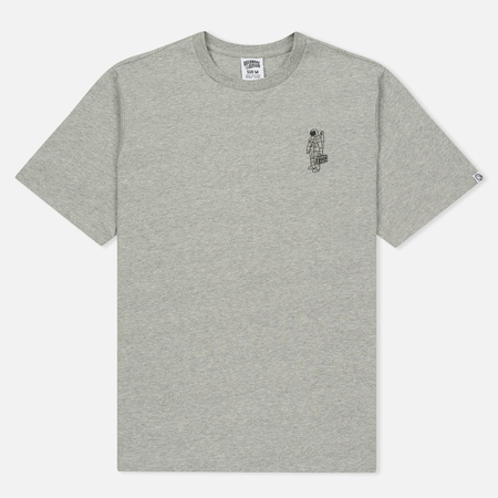 Мужская футболка Billionaire Boys Club Space Beach Heather Grey