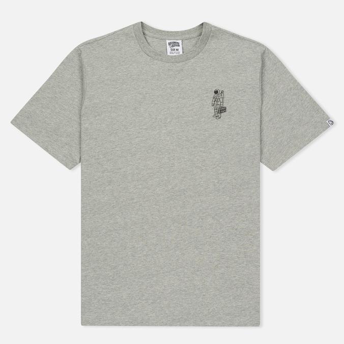 Мужская футболка Billionaire Boys Club Space Beach Heather Grey
