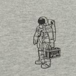Мужская футболка Billionaire Boys Club Space Beach Heather Grey фото- 2