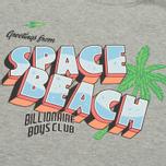 Мужская футболка Billionaire Boys Club Space Beach Heather Grey фото- 4