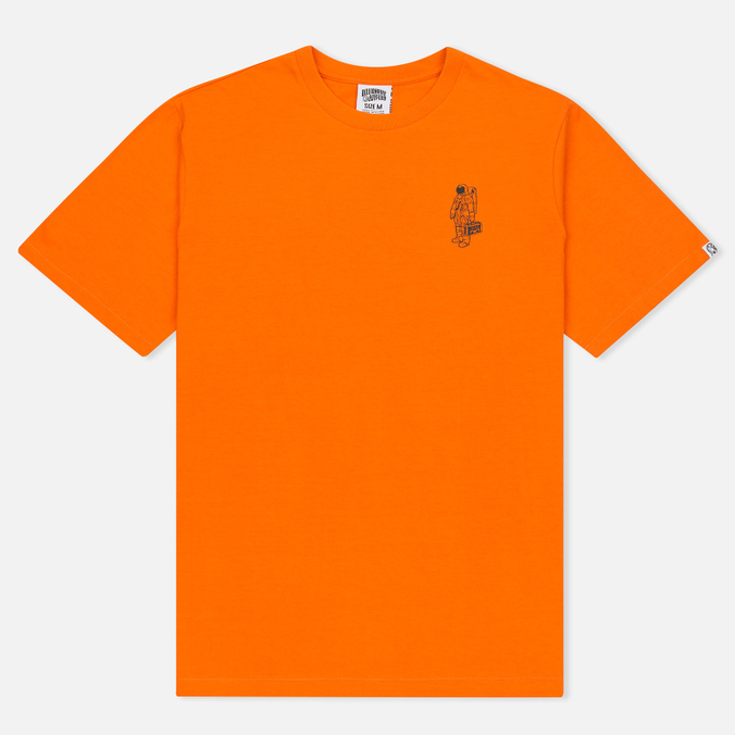 Мужская футболка Billionaire Boys Club Space Beach Orange