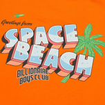 Мужская футболка Billionaire Boys Club Space Beach Orange фото- 4