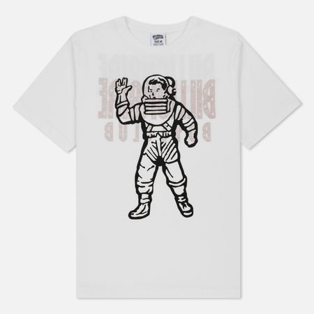 Мужская футболка Billionaire Boys Club Standing Astro Reversible White