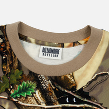 Мужская футболка Billionaire Boys Club Tree Camo All Over Print Beige фото- 1