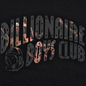 Мужская футболка Billionaire Boys Club Tree Camo Arch Logo Black фото - 2