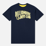 Мужская футболка Billionaire Boys Club Vacation Reversible Navy/Yellow фото- 0