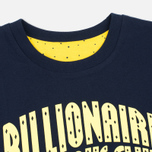 Мужская футболка Billionaire Boys Club Vacation Reversible Navy/Yellow фото- 1
