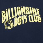 Мужская футболка Billionaire Boys Club Vacation Reversible Navy/Yellow фото- 2