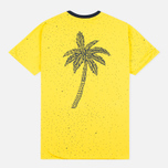 Мужская футболка Billionaire Boys Club Vacation Reversible Navy/Yellow фото- 5