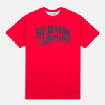Мужская футболка Billionaire Boys Club Vacation Reversible Red/Heather Grey фото- 0