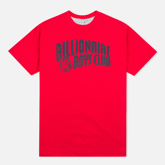 Мужская футболка Billionaire Boys Club Vacation Reversible Red/Heather Grey