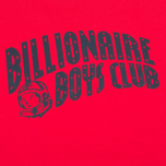 Мужская футболка Billionaire Boys Club Vacation Reversible Red/Heather Grey фото- 2