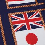 Мужская футболка Billionaire Boys Club Yachting All Over Print Navy фото- 2