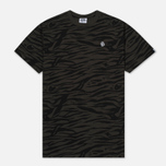 Мужская футболка Billionaire Boys Club Zebra Camo All-Over Print Charcoal фото- 0