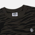 Мужская футболка Billionaire Boys Club Zebra Camo All-Over Print Charcoal фото- 1
