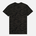 Мужская футболка Billionaire Boys Club Zebra Camo All-Over Print Charcoal фото- 4