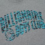 Мужская футболка Billionaire Boys Club Zebra Camo Arch Logo SS Heather Grey фото- 2