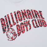Мужская футболка Billionaire Boys Club Zebra Camo Arch Logo SS White фото- 2