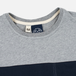 Bleu De Paname 1 Poche Jersey Men's T-shirt  Marine photo- 1