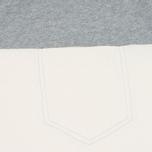 Мужская футболка Bleu De Paname 1 Poche Jersey Ecru фото- 2