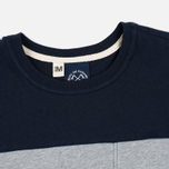 Мужская футболка Bleu De Paname 1 Poche Jersey Zinc фото- 1