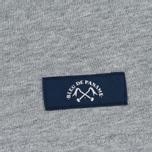 Мужская футболка Bleu De Paname 1 Poche Jersey Zinc фото- 3