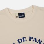 Мужская футболка Bleu De Paname Logo BDP Ecru фото- 1