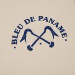 Мужская футболка Bleu De Paname Logo BDP Ecru фото- 2