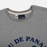 Мужская футболка Bleu De Paname Logo BDP Zinc фото- 1