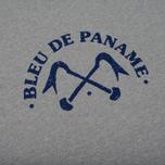 Мужская футболка Bleu De Paname Logo BDP Zinc фото- 2