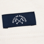 Мужская футболка Bleu De Paname Pied De Biche Ecru фото- 3