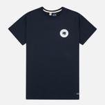 Мужская футболка Bleu De Paname Resistance Jersey Marine фото- 0