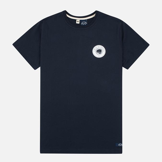Мужская футболка Bleu De Paname Resistance Jersey Marine