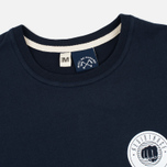 Мужская футболка Bleu De Paname Resistance Jersey Marine фото- 1