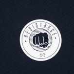 Мужская футболка Bleu De Paname Resistance Jersey Marine фото- 3