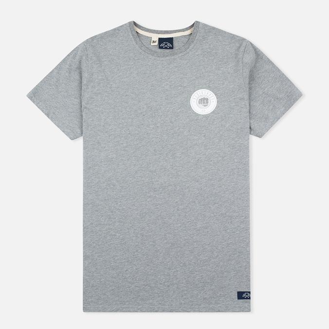 Мужская футболка Bleu De Paname Resistance Jersey Zinc