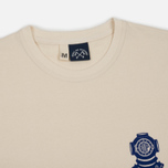Мужская футболка Bleu De Paname Scaphandre Ecru фото- 1