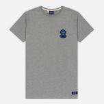 Мужская футболка Bleu De Paname Scaphandre Zinc фото- 0
