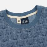 Мужская футболка Bleu De Paname Travail Blue Charrette фото- 1