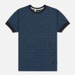 Мужская футболка Bleu De Paname Travail Blue Paname фото- 0