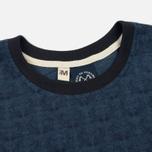 Мужская футболка Bleu De Paname Travail Blue Paname фото- 1