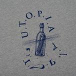 Мужская футболка Bleu De Paname Utopia Moll Zinc фото- 2