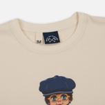 Мужская футболка Bleu De Paname x Pablo Cots Poulbot Sappeur Off White фото- 1