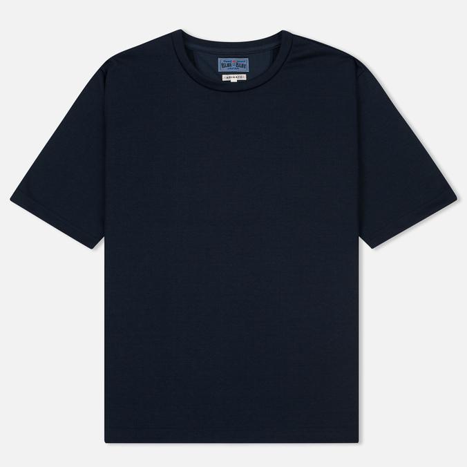 Мужская футболка Blue Blue Japan J5505 Glossy Navy
