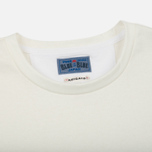Мужская футболка Blue Blue Japan J5505 Glossy White фото- 1
